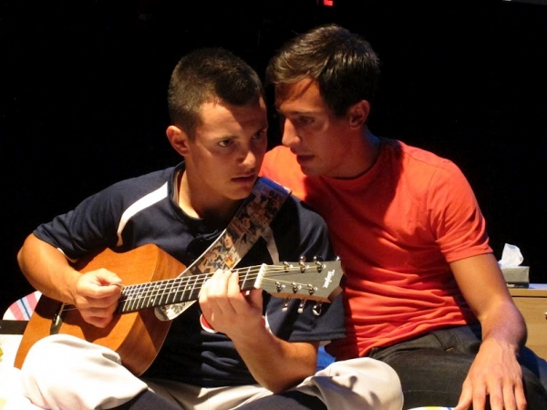 Photo Flash: First Look at 50 THINGS I LOVE ABOUT FRANK at Theater for the New City