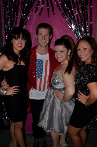 Photo Flash: Marty Thomas and Aubrey Mae Davis' GLITTER BALL Birthday Bash