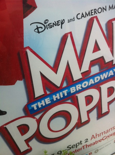 BWW Blog: Touring MARY POPPINS' Nicolas Dromard - Day #5