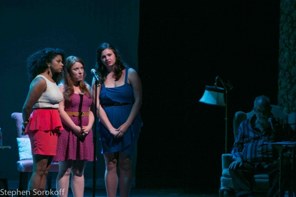 Photo Coverage: William Finn and More in 'Songs by Ridiculously Talented Composers...' at Barrington Stage Co.