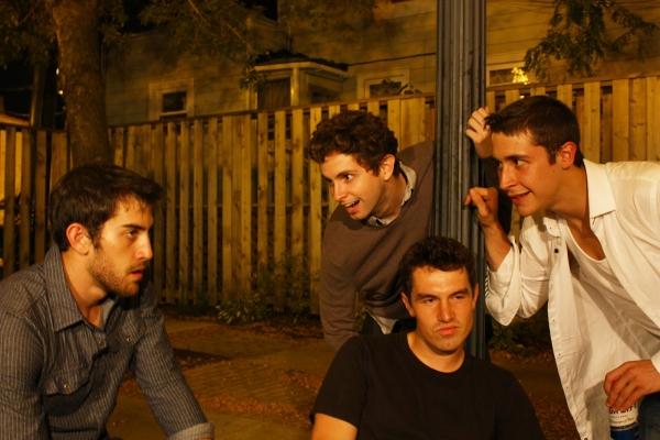 Aaron Wertheim, Brody Murray, Andrew Embry, Jeff Kurysz