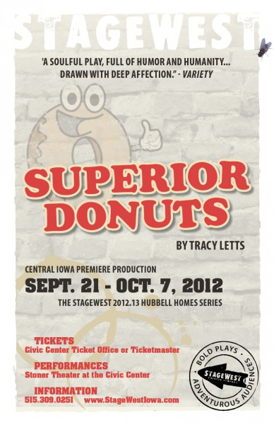 Des Moines Fall 2012 Theater Season Kicks Off - Highlights!