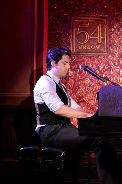 Tony DeSare at Marin Mazzie, Ann Hampton Calloway, and More Give Concert Preview at 54 Below!