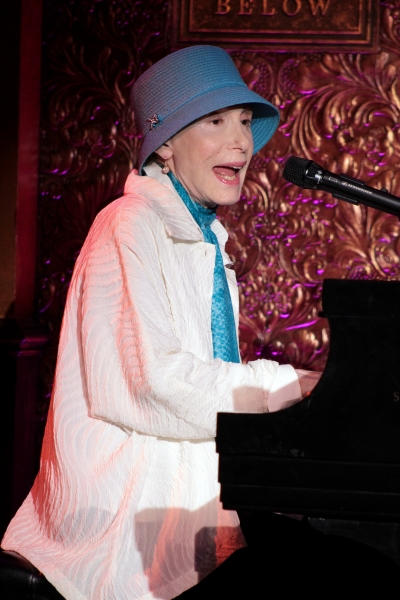 Photo Coverage: Marin Mazzie, Ann Hampton Calloway, and More Give Concert Preview at 54 Below!