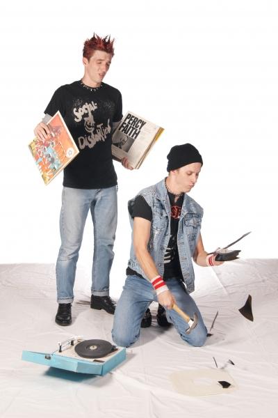 Devon Nickel and Nathan Dobson