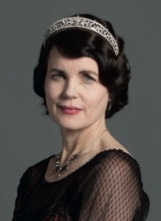 Elizabeth McGovern at Meet the Cast of PBS's DOWNTON ABBEY Season 3