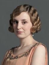 Laura Carmichael at Meet the Cast of PBS's DOWNTON ABBEY Season 3