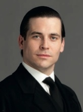 Rob James-Collier at Meet the Cast of PBS's DOWNTON ABBEY Season 3