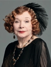 Shirley MacLaine at Meet the Cast of PBS's DOWNTON ABBEY Season 3