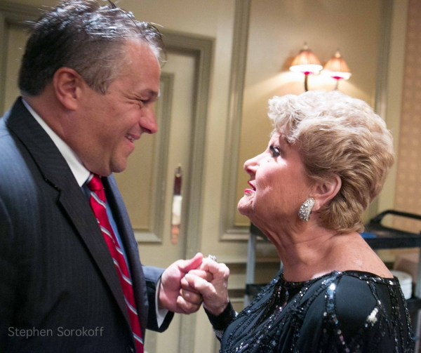 John Iachetti & Marilyn Maye at Marilyn Maye & Michael Feinstein Play Feinstein's!