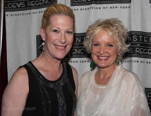 Photo Coverage: Marilyn Maye & Michael Feinstein Play Feinstein's!