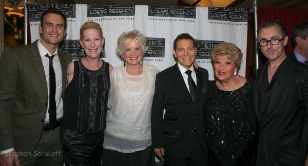 3 at Marilyn Maye & Michael Feinstein Play Feinstein's!