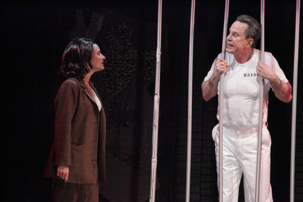 Photo Flash: First Look at Davis Gaines, Christine Lakin and More in SILENCE! THE MUSICAL