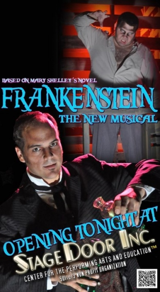 BWW Interviews: Pasadena's Stage Door Inc. Talks Its Past, FRANKENSTEIN and its 2013 Season