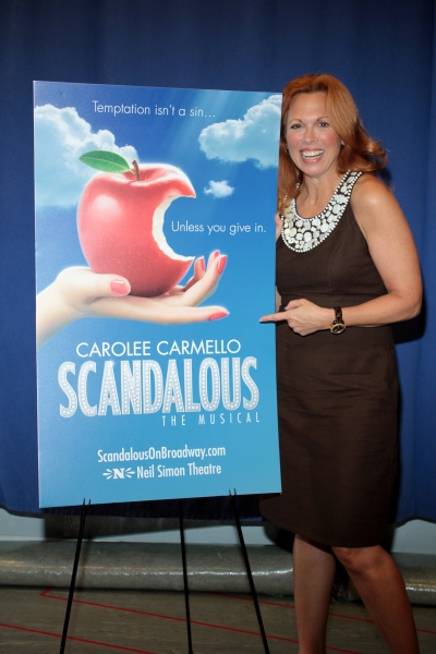 Photo Coverage: Meet the Cast and Creative Team of SCANDALOUS!