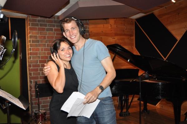 Joanna Young and Benjamin Eakeley