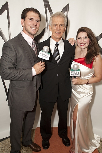 Trey Palmer, Randal Cooper, Jennifer Richmond Photo