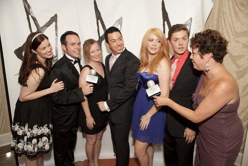 Angela Gimlin, Hugh Britt, Cat Arnold, Darin Richardson, Taylor Tracey, Kevin Mead, C Photo