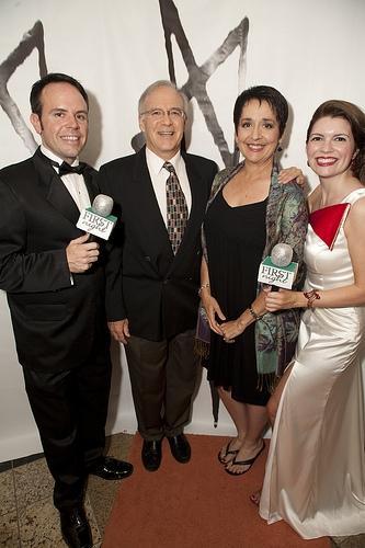 Hugh Britt, Chris Clarke, Maryanna Clarke, Jennifer Richmond Photo