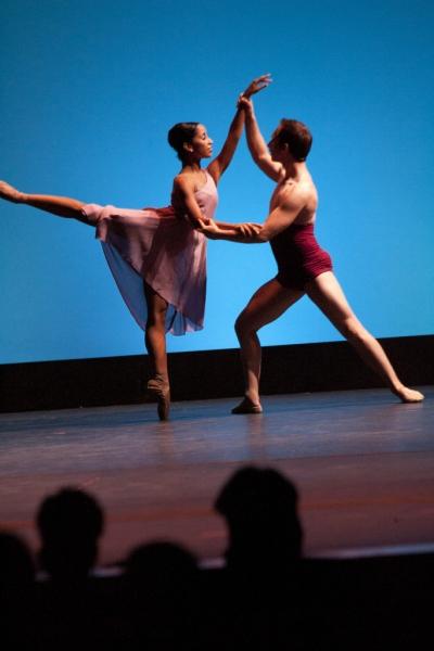 Kayla Rowser and Christopher Stuart Photo