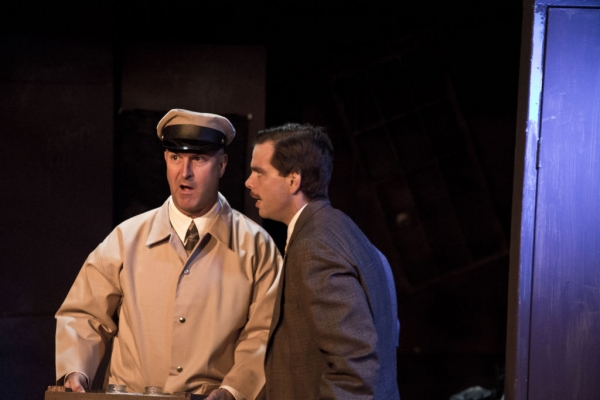 Photo Flash: Complete Production Shots of MET's 39 STEPS