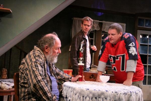 Dennis Zacek, Steve Key and Howie Johnson
