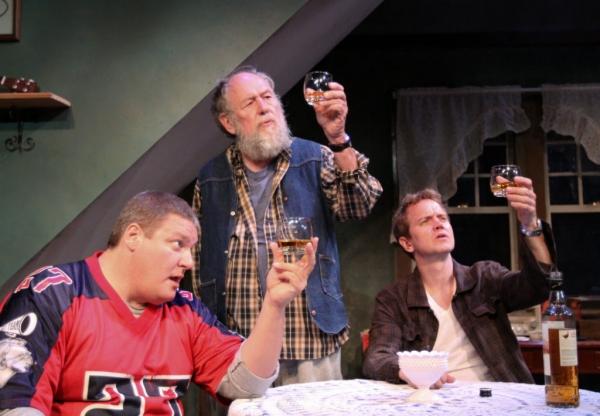 Howie Johnson, Dennis Zacek and Steve Key