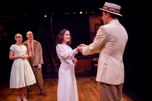 Photo Flash: First Look at Leif Norby, Valerie Stevens and More in Artists Rep's AND SO IT GOES