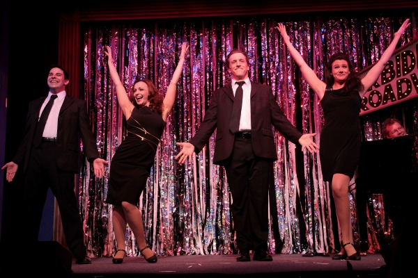 Photo Coverage: Inside Opening Night of FORBIDDEN BROADWAY: ALIVE AND KICKING!