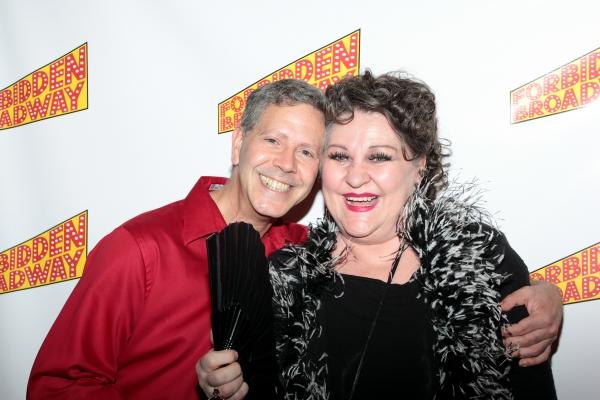 Fred Barton, Nora Mae Lyng Photo