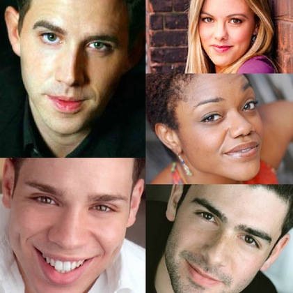 Robin DeJesus, Santino Fontana and More Set for NAMT Festival of New Musicals