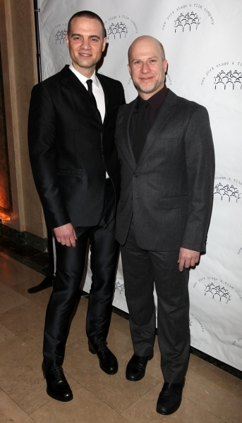 Photo Flash: Jujamcyn's Jordan Roth & Producer Richie Jackson to Tie the Knot!