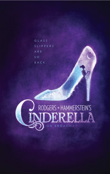 Photo Flash: CINDERELLA Artwork Revealed!