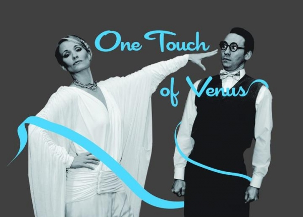 BWW Reviews: ONE TOUCH OF VENUS - A Fantastically Fun Forgotten Show