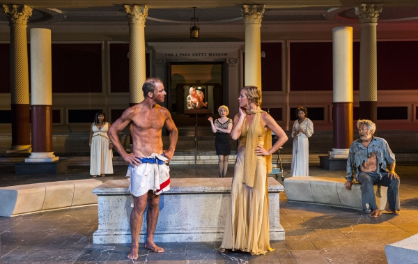 BWW Reviews: Playwrights' Arena Presents Scintillating HELEN at Getty Villa