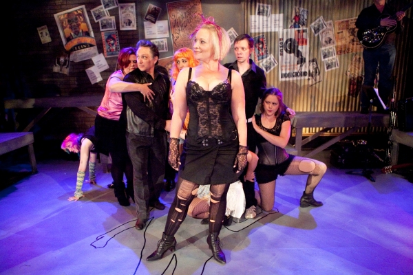 NOW PLAYNG: Miners Alley Presents THE THREE PENNY OPERA thru 10/21