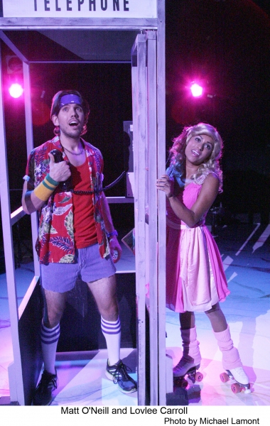 Photo Flash: First Look at DOMA Theatre Company's XANADU