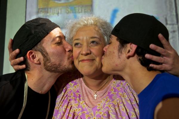 Joseph Morales, Debra Cardona and Anthony Ramos Martinez