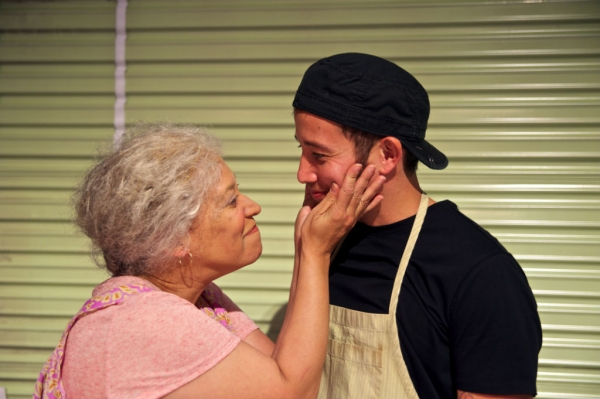 Debra Cardona and Joseph Morales