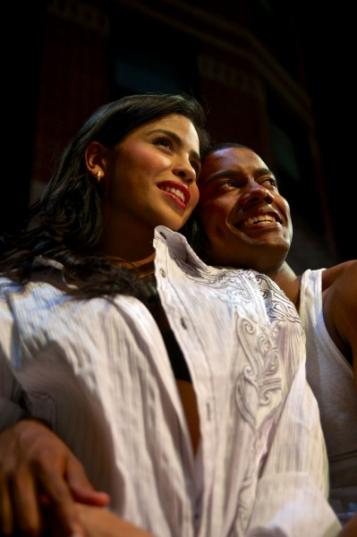 Photo Flash: Sneak Peek at Natalie Toro, John Herrera and More in Pioneer Theatre's IN THE HEIGHTS