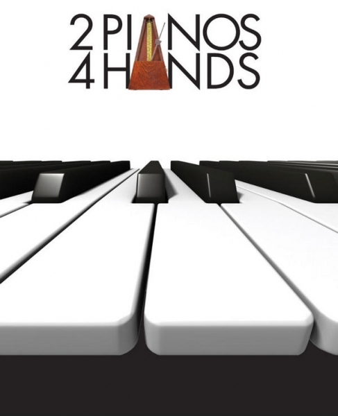 BWW Reviews: Stages' 2 PIANOS 4 HANDS - Exciting, Fun and Funny