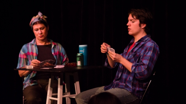 Photo Flash: FRANK WOMEN Celebration of Frank Blocker at Stage Left Studio