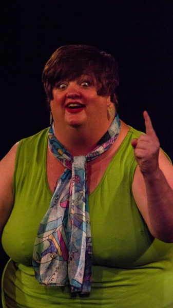 Photo Flash: FRANK WOMEN Returns to Stage Left Studio Tonight, 9/23