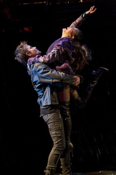 BWW Flashback: RENT Closes at New World Stages Today, September 9