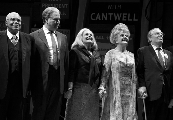 BWW Flashback: Gore Vidal's THE BEST MAN Ends Broadway Run Today, September 9
