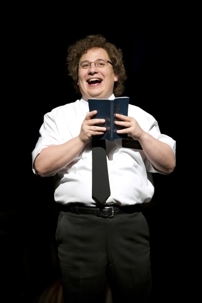 Jared Gertner at THE BOOK OF MORMON Tour Comes to Pantages Theatre, Now thru Nov 25!