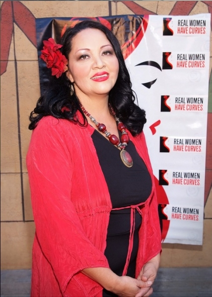 Photo Flash: Josefina Lopez and More at 10th Anniversary Celebration of REAL WOMEN HAVE CURVES