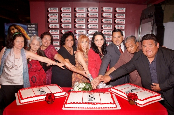 Patricia Cardoso, Sandy Torres, Soledad St. Hilaire, Ingrid Oliu, Marilyn R. Atlas, Josefina López, Elias P. Ontiveros, Elias Ontiveros, Jr. and Nicholas Ontiveros