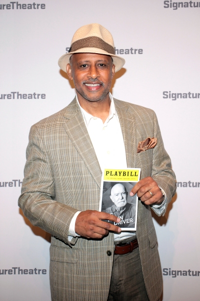 Photo Coverage: Inside Opening Night of Signature Theatre's THE TRAIN DRIVER