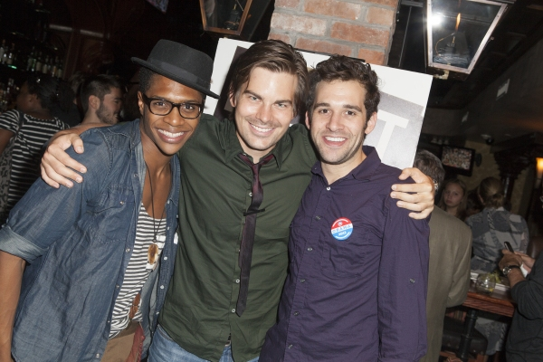 Ephraim Sykes, Matt Shingledecker and Adam Chandler-Berat